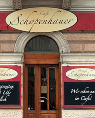 Alt-Wiener Café Schopenhauer